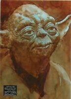 2011 TOPPS STAR WARS GALAXY SERIES 6 - PICK / CHOOSE YOUR CARDS