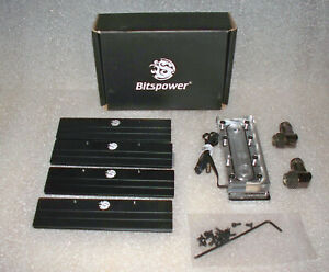BITSPOWER 4-DIMM RAM COOLER with RGB WATERCOOLING MODULE