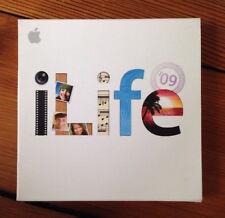 iLife 09 iPhoto iMovie GarageBand iWeb Apple Mac Install DVD Disc