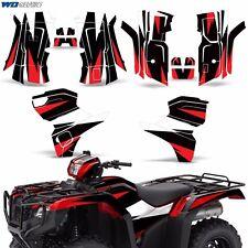 Graphic Kit Honda Foreman 500 ATV Quad Decals Sticker Wrap Parts 2015 2016 MON