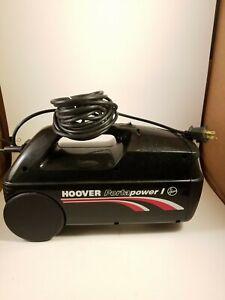 VTG HOOVER  Portapower 1 Vacuum Cleaner Model S1410
