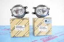 GENUINE TOYOTA LEXUS LED FOG LAMP LIGHT 81210-48050 & 81220-48050 (1 PAIR)