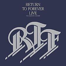 Return to Forever - Live: Complete Concert [New CD] Holland - Import