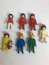 1974 Geobra Lego Action Figures