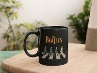 The Beatles Coffee Mug| Abbey Road Mug| The Beatles Illustrated| The Love You...