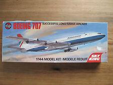 AIRFIX British Airways Boeing 707 1:144 Flugzeug Modellbausatz