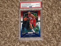 Charles Barkley 2019 Panini Prizm Red White Blue 2019-20 HOF PSA 10 GEM MINT