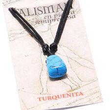 442611f28f29 Colgante Amuleto Collar De La Suerte Piedra Turquenita