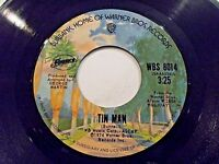 America Tin Man / In The Country 45 1974 WB Vinyl Record
