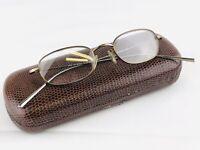 Modo Eyeglasses Full Frame 104 Women's Small Bronze Color XX 18-140