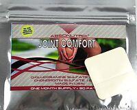 2 MONTHS Joint Comfort Glucosamine PATCH Bone Ache Pain Relief Absonutrix