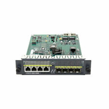 Cisco SSM-4GE 4-Port SFP / RJ45 Gigabit Security Services Module ASA 5500 Tested