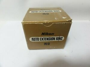 Nikon PK-13 Extension Tube LN in Box,Papers.