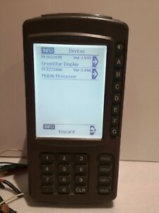 John Deere PF80425 GPS Brown Box Monitor Mobile Processor With Key Card