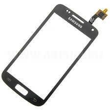Replacement Black Touch screen Outer Glass Digitizer Lens For Samsung i8150 UK