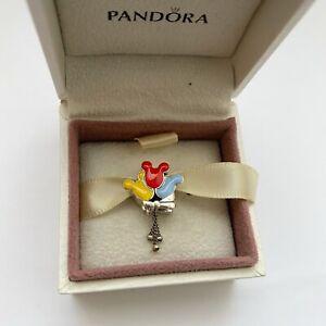 Pandora Silver Disney Parks Mickey Balloons Charm Ale S925