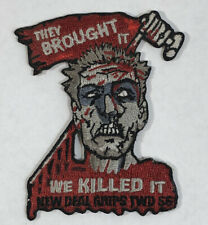 The Walking Dead Season 6 Grips Film Crew Gift Patch