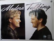 Modern Talking - Poster Portrait 90er - Neu und noch in der Folie !!!