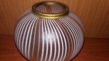 Ricambio lampadario  vintage tipo cipolla Vignelli  / Replacement chandelier