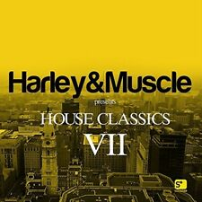 HARLEY & Muscle-House Classics VII 2 CD NUOVO