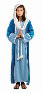 Deluxe Biblical Mary Costume Child