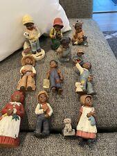 12 Martha Holcombe Figurines.
