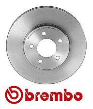 NEW For Ford Escape Mazda Mercury Mariner 04-12 Front Disc Brake Rotor Brembo