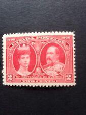 Canada SG 190 1908 2c Carmine Unmounted Mint