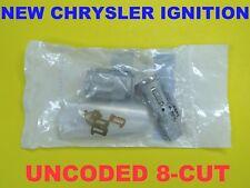 NEW SEALED Chrysler Dodge Jeep Ignition Cylinder Lock Uncoded Kit LC6941U 703719