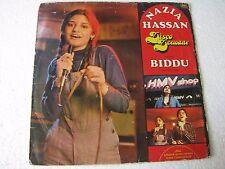 Nazia Hassan Disco Deewane Biddu Hindi LP Record Bollywood India-1480