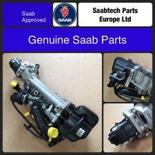 GENUINE SAAB 9-3 Twin Turbo EGR Module Inc Water Cooler - BRAND NEW - 55230500