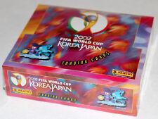 Panini TRADING CARDS World Cup Korea Japan 2002 - DISPLAY HOBBY BOX 24 PACKETS