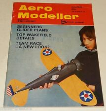 AERO MODELLER June 1975 : MAY MORNING - McCOY 19 Ser. 21 - XFW-3 - Pub HUMBROL..