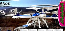 Jamara CYANos Altitude Kompass Quadrocopter Drohne mit Kamera Video