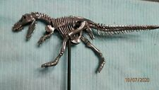 Tyrannosaurus-Rex Skeleton Pewter Sculpture