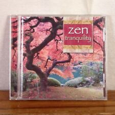Zen Tranquility CD Album 2011 Reflections Mood Media Relaxation George Koller