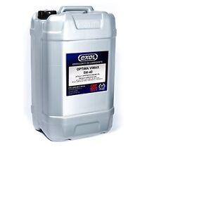 Optima Vimax 5w/40 Fully Synthetic Engine Oil - 25 Ltr ACEA A3,B3,B4, API SL/CF