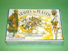 Armies In Plastic 1/32nd Scale Afghan Tribesmen 1890 Set 5462 NEW!
