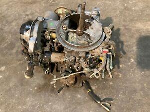 1982-1985 Datsun 720 Pickup  Carburetor Carb