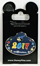 Disney Cast Exclusive Sorcerer Mickey 2017 Name Tag 3-D Pin NEW Not Sold HTF