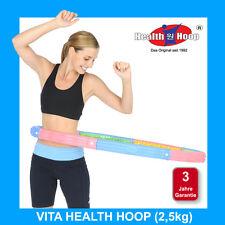 Vita Health hoop ® (2,5kg) masaje tachas hula hoop fitness neumáticos