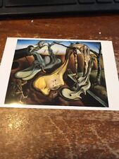 Postcard 1110-A Salvador Dali Daddy Longlegs of the Evenings ...Hope! 1940