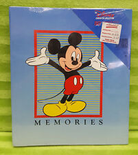 Walt Disney Character Collection 80 Scrapbook Pages Mickey Mouse Memories - NEW