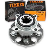Timken HA590204 Wheel Bearing & Hub Assembly for 42200STK951 42200SZP951 mz