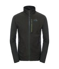 THE North Face Men's fuseform Dolomiti full-zip giacca in pile Pratica Verde M MED