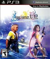 Final Fantasy X/X-2 HD Remaster LIMITED EDITION  (Sony PlayStation 3, 2014) NEW