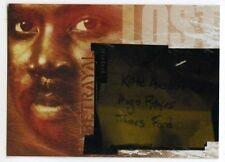 Lost Season 2 Foil Betrayal Card B-1