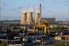801046 Power Station A4 Photo Print