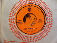 JAMES DARREN Misty Morning Eyes/ALL unplayed 45 POP/ROCK