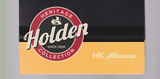 2016 Holden Heritage Collection HK Monaro Car 50 cent Coin in Folder 1968-1969